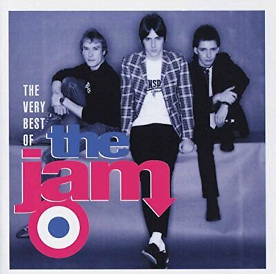 The Jam - The Very Best Of The Jam - The Jam CD 4GVG The Cheap Fast Free Post
