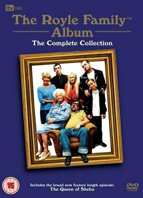 The Royle Family Album: The Complete Collection [DVD] [2006] - DVD  KKVG The