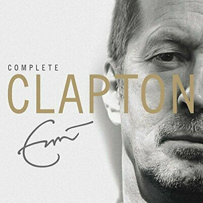 Eric Clapton - Complete Clapton - Eric Clapton CD WWVG The Cheap Fast Free Post