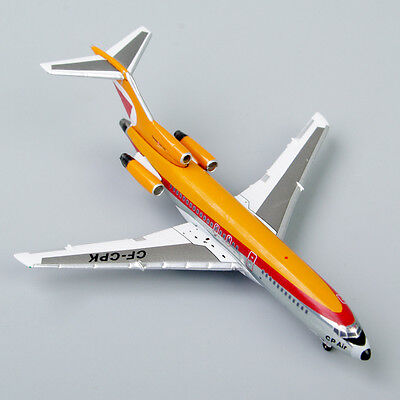 1/500th Inflight 500 1500 CP 727-100 Diecast Alloy Airplane Model Collection Toy