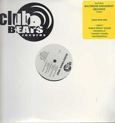 "12"" Us**dukeyman - Dukeyman 2000 (Baltimore Breakbeat Records)***23246"