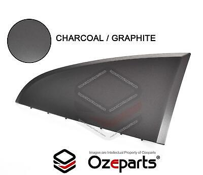 Ford Falcon BA BF 02~08 Dashboard Center Trim Cover Triangle ICC Unit (Graphite)