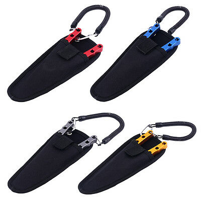 Multifunctional Fishing Plier Fish Lures Hook Remover Line Cutter Scissors F1