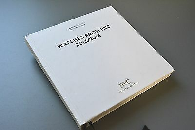 Watches from IWC Schaffhausen 2013/2014 Catalogue, Designer Wristwatch