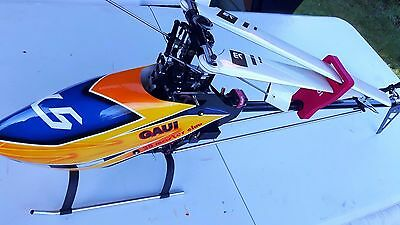 Gaui X5 Helicopter Complete Package RTF RC Heli Plane with accessorties