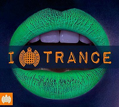 I LOVE TRANCE (3 CD SET) 2017 (Brand New & Sealed)