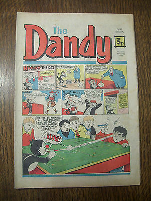 'The Dandy' no.1748 May 24th, 1975 in good condition