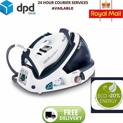 Tefal GV8461 Pro Express Autoclean Steam Generator Iron New