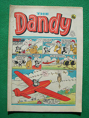 'The Dandy' no.1789 March 6th, 1976, in very good condition