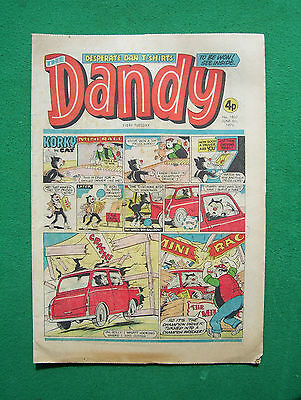 'The Dandy' no.1802, June 5th, 1976 in good/fair condition