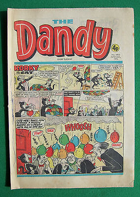 'The Dandy' no.1805, June 26th, 1976 in good/vg condition