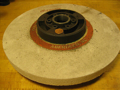 "12"" x 1"" x 3""I.D. Grinding Wheel With Hub"