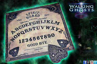 Ouija Spirit Talking Board Traditional oracle Victorian Clairvoyant Divination
