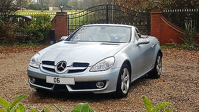 2006 Mercedes Slk280 - Automatic - Only 45,000 Miles