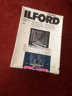 Ilford Multigrage Iv Rc Deluxe - 250 Sheets