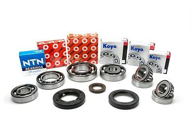 Suzuki Ignis / Swift 1.3 inj Gearbox Bearing Oil Seal Repair Rebuild Kit