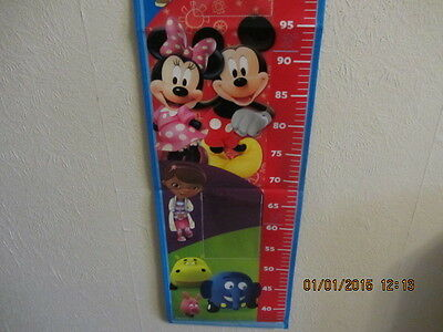 Disney Junior Height Chart Bnib