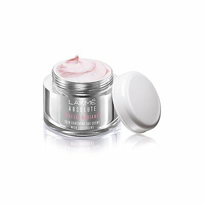 Lakme Absolute Perfect Radiance Intense Whitening Day Cream 50 GM