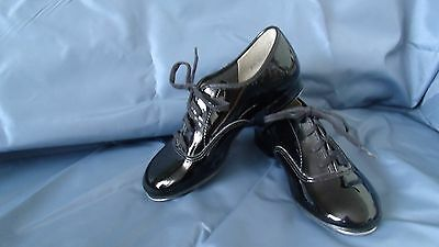 Children Capezio Tap Shoes Marked 10M Lot KD