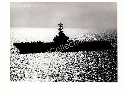 US Navy Aircraft Carrier USS Yorktown CV-10 Official Photo 8x10