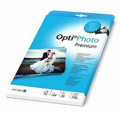 Papyrus Opti Photo Premium [Color blanco] NUEVO