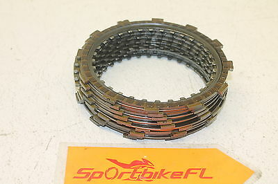 03 Harley-Davidson Road King Classic Flhrci Oem Clutch Friction Pressure Plates