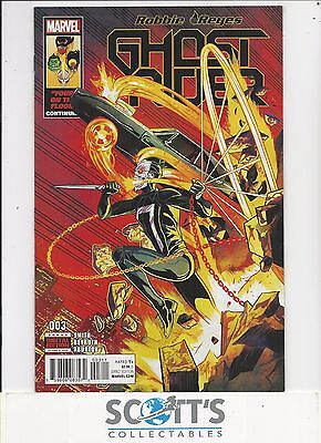 Ghost Rider  #3  New  (Bagged & Boarded) Freepost