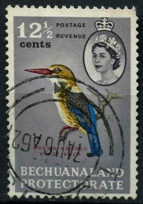 Bechuanaland Protectorate 1961 SG#173, 7.5c Bird Definitive Used #D43266