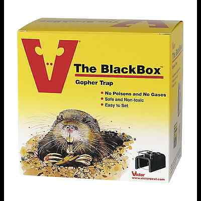 1 Victor The BlackBox Gopher Trap 0625 NEW SALE
