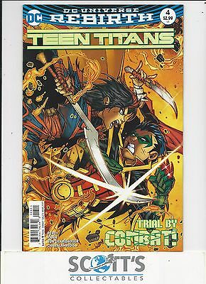 Teen Titans   #4  New  (Bagged & Boarded) Freepost