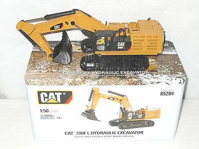 Caterpillar 390F L Hydraulic Excavator By Diecast Masters  1/50th Scale