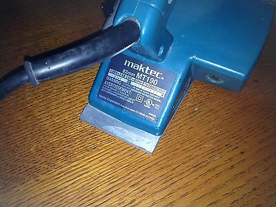 Makita Wood Electric Planner In Used Very Nice condition Used on one Job