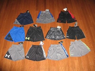 UNDER ARMOUR BOYS ATHLETIC Short SIZE YSM/YMD  NWT