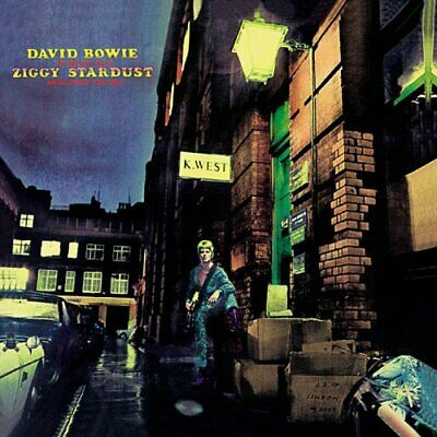 The Rise And Fall Of Ziggy Stardust And The Spiders From Mars -  CD 7PVG The The