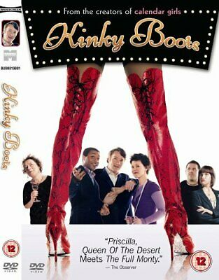 Kinky Boots [DVD] (2005) - DVD  O6VG The Cheap Fast Free Post