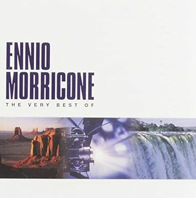 The Very Best Of Ennio Morricone -  CD XHVG The Cheap Fast Free Post The Cheap
