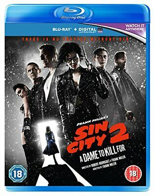 Sin City 2: A Dame to Kill For [Blu-ray] - DVD  VUVG The Cheap Fast Free Post