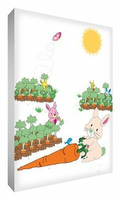 Little Helper BUN128-12G Feel Good Art - Lienzo decorativo (20 x 30 cm) NUEVO