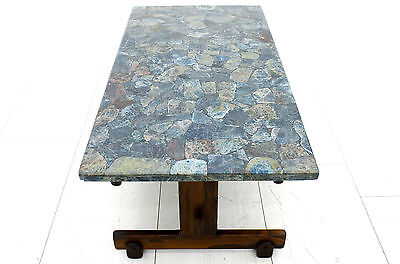 Very rare Mosaic Sofa Table by Sergio Rodrigues, Brazil 1960`s