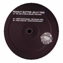 Mr Zim & Pablo Ingles - Peanut Butter Jelly Time - Undefeated - 2006 #205535