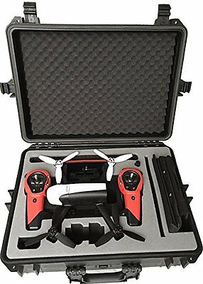 Case / Transport case specially for Parrot Bebop 2 with Sky Controller und Prop