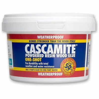 Cascamite One Shot Powdered Resin Wood Glue Adhesive Water Resistant - 220g