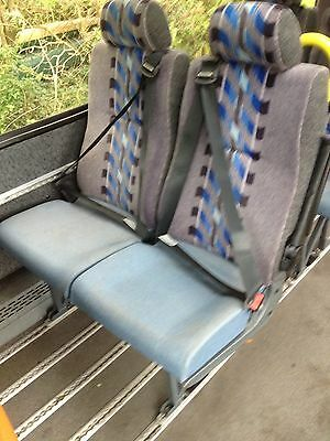 Mercedes Transit/Type van  bus seats
