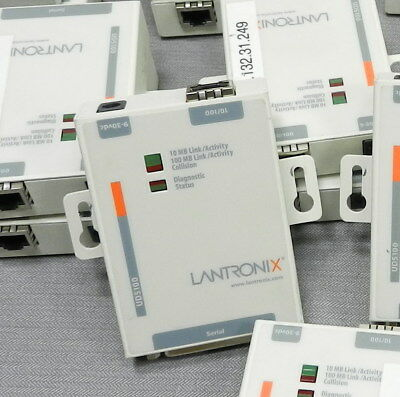 Lantronix UDS100 Serial Device Server