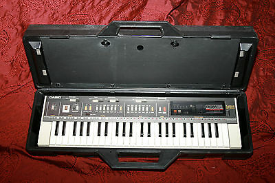Synthétiseur Vintage Casio Modele Casiotone 800 Made In Japan