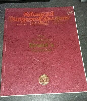 Advanced Dungeons and Dragons 2nd Edition Complete Druid's Handbook