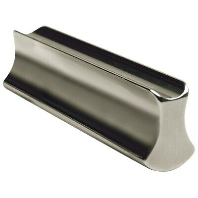 New Shubb RR2 Robert Randolph Signature Guitar Steel Slide Bar, Stainless Steel