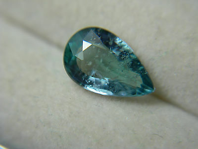 extremely rare Blue Kornerupine gem Green Purple Trichroic Tanzania gemstone z47