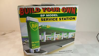 BP model Build Your Own Service Station