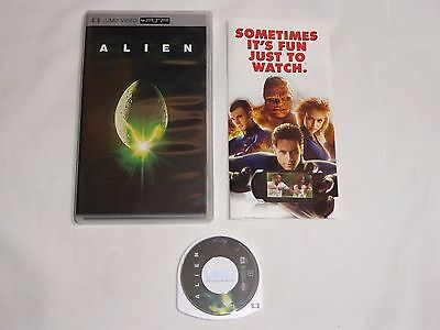 Alien Sony PSP UMD Video aliens movie classic Playstation Portable UMD & Case